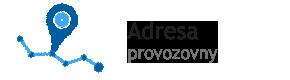 Adresa provozovny
